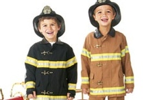 fireman, rescue team, heroes / Fireman. Heroes. Safety.
