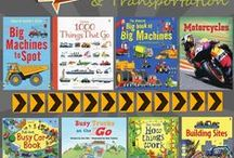 Cars, motorcycles, Airplanes, Big Machines, diggers, trains, trucks, tanks, warships -educational / Cars, airplanes, diggers, trains, trucks, big machines, warships, ... educational for children - www.suesbooks.us