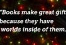 It's the Holiday Season / Http://www.Suesbooks.US - educational, hands-on learning, beautiful, sturdy, best bindings for books that last a lifetime. / by Sue