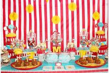 carnival/circus party ideas