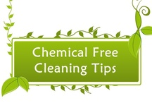 Chemical Free Cleaning / by Mosaic Tile Mania