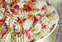 Salads / by LJ Elliott