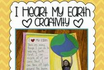 Classroom - Earth Day