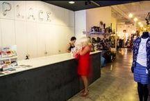 PLACE Design Vintage & Co / Caroline cambia de ubicación y se traslada a un espacio mas grande, mas bonito y mas centrico. La tienda PLACE Design Vintage & CO en Cirilo Amoros