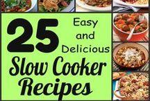 Food - Crock Pot Recipes