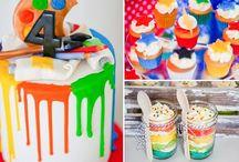 paint party ideas