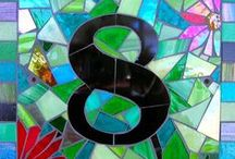 Mosaics 8 / Use PIN5 to save 5% off the world's largest selection of handcut, stained glass tiles at Mosaic Tile Mania. We also have a full line of mosaic tools & supplies.