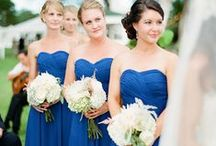 blue wedding ideas / by michelle mospens