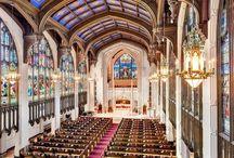 Weddings at Peachtree Christian Church / I'm the wedding coordinator at Peachtree Christian Church in Atlanta, GA