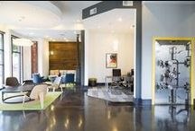 CDG Commercial Renovations / Renovations projects completed by Crosby Design Group.