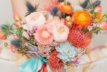 spring wedding ideas / by michelle mospens