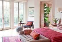 interior design  / by Amanda Bouzakine