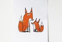 fox fun / by Reetta