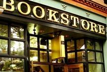 Bookstores, Bookshelves, Libraries & Reading Nooks