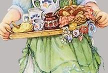 tea time / by Diane Zegland