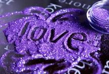 Purple passion for all things purple / Misc purple stuff  / by Jeanna Adams