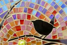 Glass, Mosaics and inspiration / by April Wood