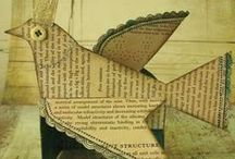 Newsprint & Old Books / by Lena Rathke
