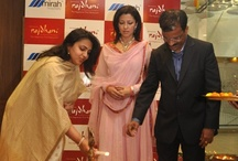 Opening Ceremony at Rajdhani Pacific Mall / The opening was graced by the presence of Ms. Aditi Govitrikar
