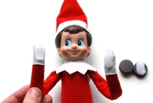 Holidays | Elf on the Shelf