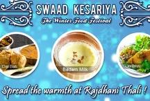 SWAAD KESARIYA - The Winter Food Festival