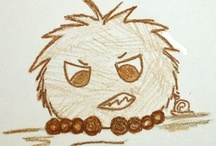 Grumpykins / Grumpykins is a grumpy little monster. He's grumpy even when he paints his best ever monsterpiece. He's grumpy even when he gets his favorite waffles with monsterberry syrup for breakfast. But Grumpykins is lonely. He doesn't have any friends. Come join Grumpykins as he learns that a thankful heart is a happy heart and making friends is as simple as a smile!