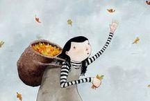 naive art and illustrating / by Amorie Bloemarts