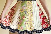 Aprons and Potholders