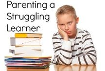 Unique Learners / Resources for parenting, teaching, and loving unique learners #dyslexia #SPD #ADHD #dyscalculia #autism #aspergers