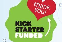 Kickstarter! / On September 21, 2013 we were successfully funded on Kickstarter! Thank you to all of our backers around the world!