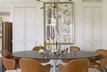 Dining Tables / Large table options / by Elizabeth Williams