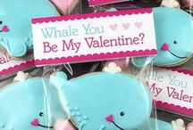 SoapSox Valentine's Day! / Adorable SoapSox themed Valentine ideas to create and share with your little animals!