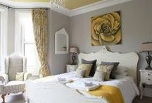 Love me a pretty bedroom!!! / Glamming the bedroom... / by Lisa Anne Waddell
