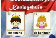 School: Koningsdag