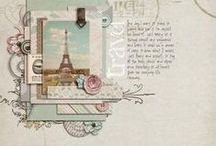 Scrapbook Pages / by Lena Rathke