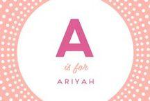 Ariyah's Bedroom