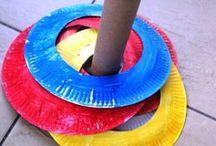 Crafts 4 kids / by Ellen King