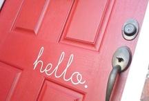 Adore.A.door / by Ellen King