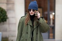 Style / Cool, Preppy, Tailored, Chic, & Sleek  / by Domenica Antonucci