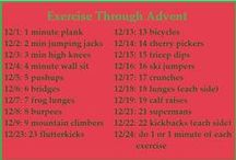 Fitness / by Jackie French