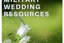 Military Wedding Resources / Ideas & resources for your military wedding. Includes free bridal gowns & more! http://www.operationwearehere.com/wedding.html