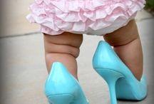 baby girl / by Amanda Clark