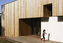 exterior / by Morley House