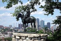 My Kansas City / Scenes and local favorites from around my hometown. / by Julie Lopez
