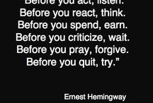 Words. Wisdom. Whimsy.