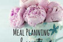 Meal Planning- Desserts