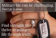 Military devotionals & Christian encouragement / by Operation We Are Here ~ Military Resources