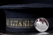 The Royal Mint Titanic coin / by The Royal Mint