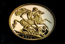 The Sovereign / The gold sovereign is unquestionably one of Britain's most famous coins, so full of history that it is considered by many as the flagship coin of The Royal Mint.  / by The Royal Mint