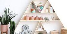 Home Decor Ideas / Home inspiration from bloggers across Virginia!